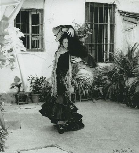 Fernanda Romero. Sevilla, 1983