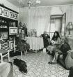Fernanda Romero en su casa. Sevilla, 1983