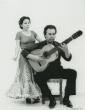 Angelita Gomez Y Manuel Morao. Jerez, 1983