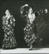 La Repompa y Raquel Heredia. Gilles Larrain Studio, NYC, 1996