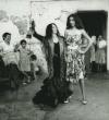 Fernanda Romero y Su hija. Sevilla, 1983