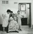 Tia Juana la del Pipa y familia. Sevilla, 1983