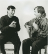 Calixto Sanchez y Guitarrista. Gilles Larrain Studio, NYC, 1998