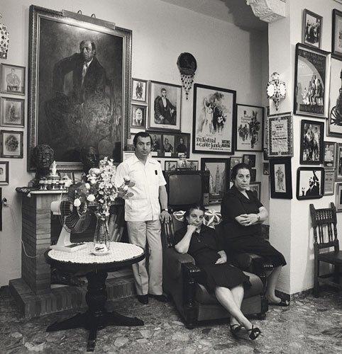 Familia Antonio Mairena