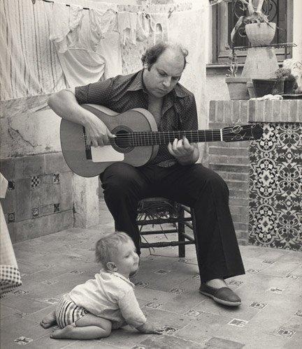 Pedro Bacan y su Hijo