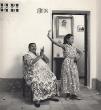 la Tia Juana La del Pipa y su Nieta