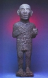 Young Man - Aztec Stone, Late Post Classic
