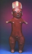 Red Woman - Tlatilco, Ceramic, Middle Pre-Classic
