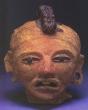 Head - Veracruz, Ceramic, Classic