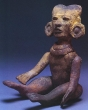 Jointed Doll - Teotihuacan, Ceramic, Classic