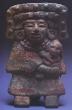Maternity - Teotihuacan, Ceramic, Classic