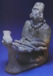 The Weaver - Maya, Ceramic, Classic