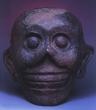 Skull - Aztec, Ceramic, Late Post-Classic