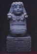 Woman Who Died in Child Birth - Aztec, Stone, Late Post-Classic
