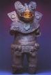 Tlacuache Priest - Zapotec, Ceramic, Classic