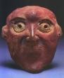 Mask - Tlatilco, Ceramic, Pre-Classic