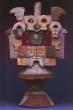 Scenographic Urn - Teotihuacan, Ceramic, Classi