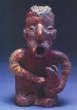 The Musician - Shaft Tomb Culture, Ceramic, proto-Classic