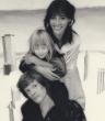 Philippe Petit, Elaine Fasula and Gypsy