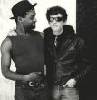 Jack Walls and Robert Mapplethorpe