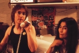 John Lennon and Yokko Ono, New York, 1972