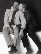 Jack Walls and Edward Mapplethorpe