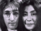 John Lennon and Yoko Ono, New York, 1972
