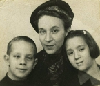 Gilles, Charlotte and Monique