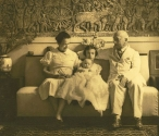 Grand-parents, Marie Georges and Monique